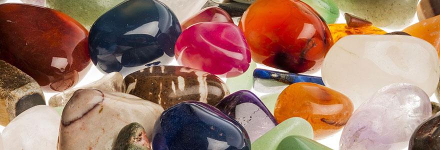 pouvoir mystérieux des cristaux et des pierres semi-précieuses