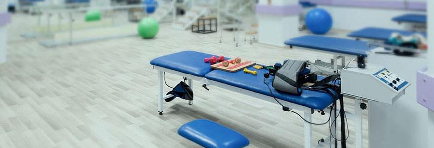 Achat de matériel de kinésithérapie en ligne