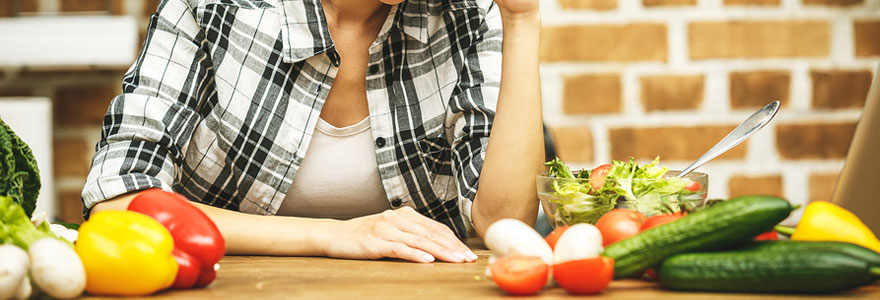 Eliminer les problèmes de manque d'appétit