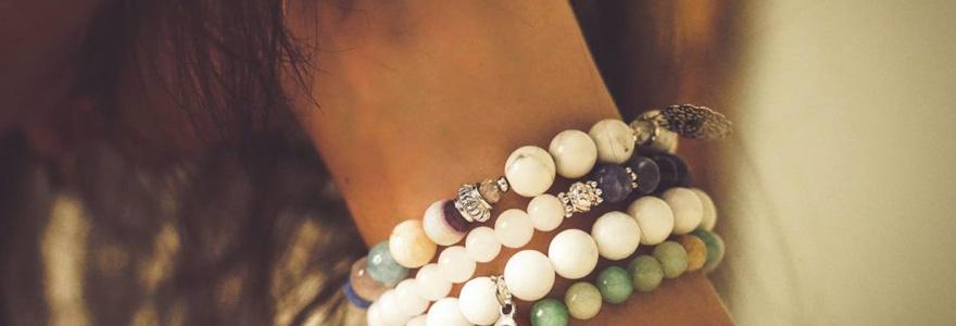 bracelet de lithothérapie